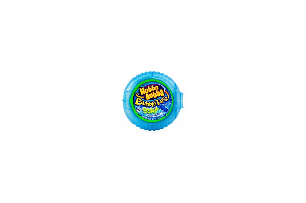 Hubba Bubba Bubble Tape Blue Rasperry