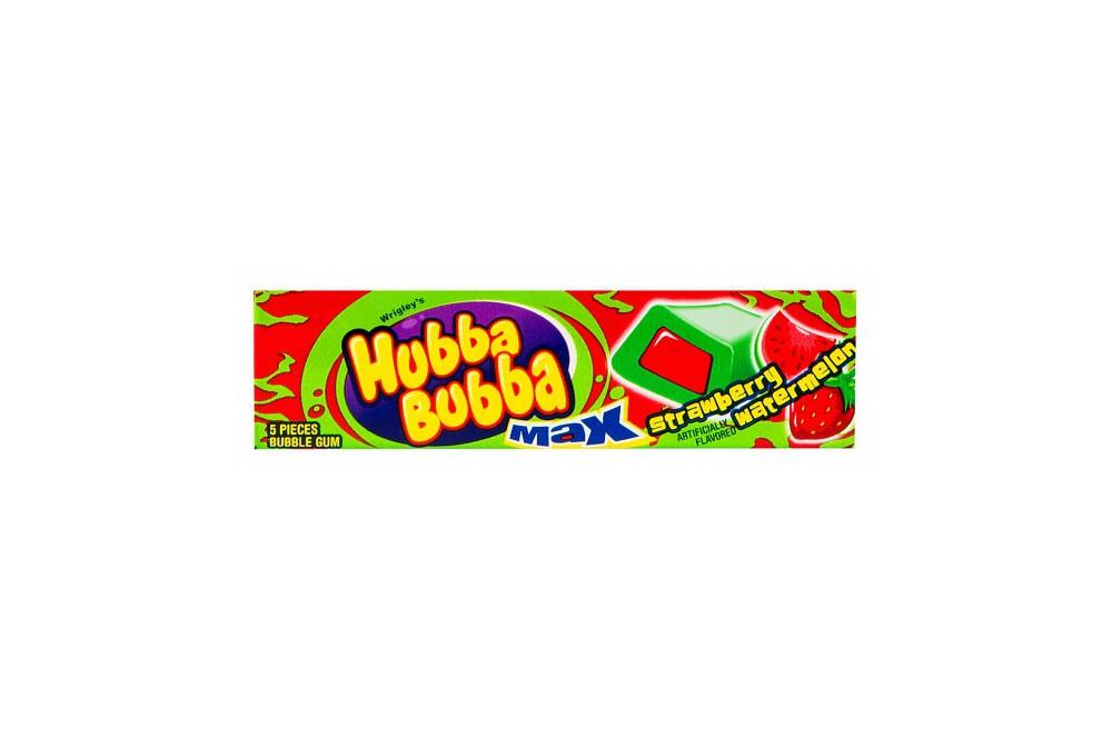Hubba Bubba Sticks Strawberry/Watermelon