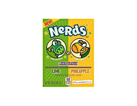 Wonka Nerds citron - ananas Lucha Grande