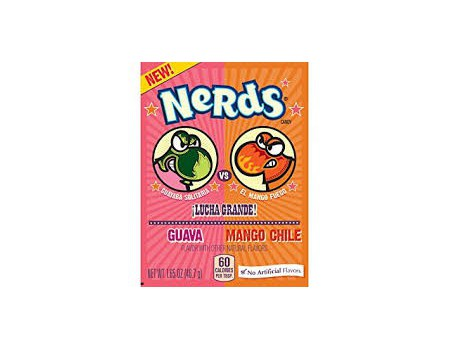 Wonka Nerds Goyave - Mangue