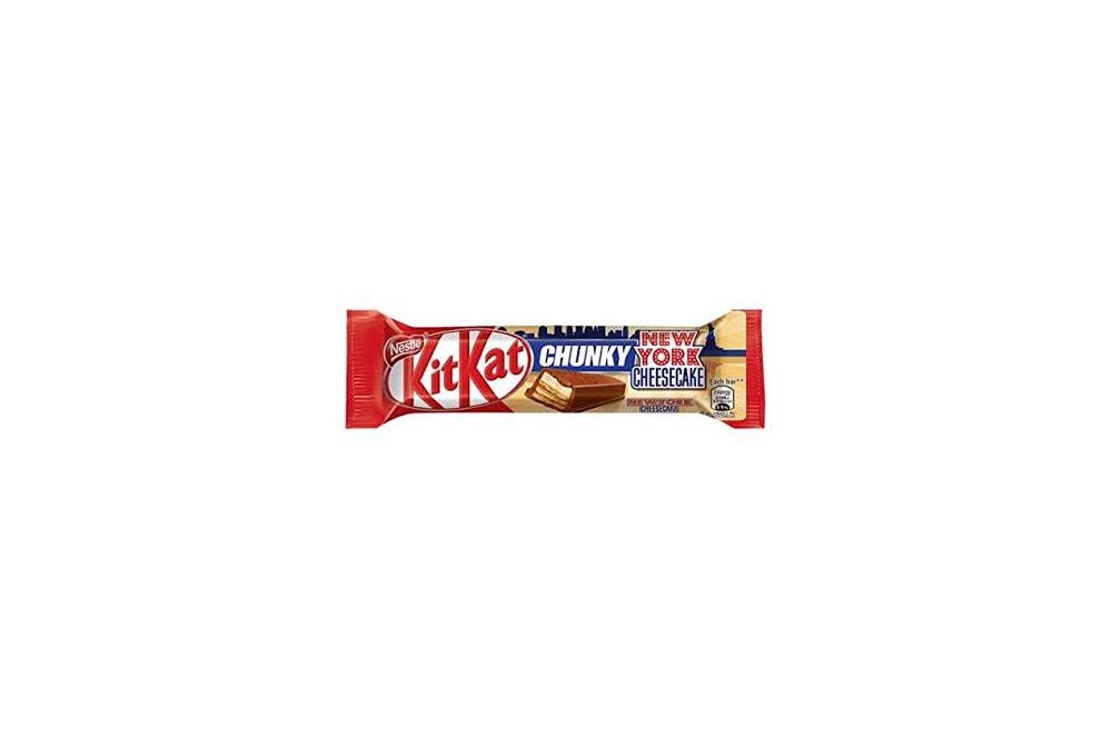 Kit Kat Chuncky New York cheesecake
