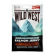 Wild West Salmon Jerky 30g