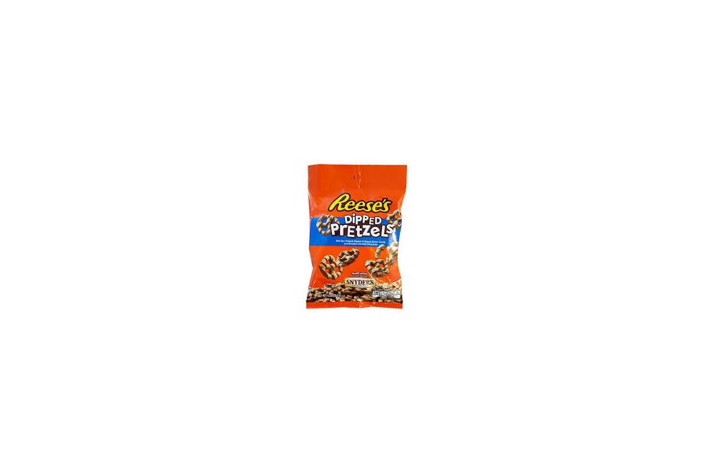 Reese's Dipped Pretzel