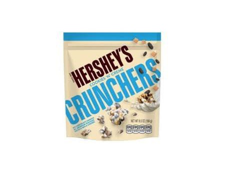 Hershey's Cookie & Cream Cruncher