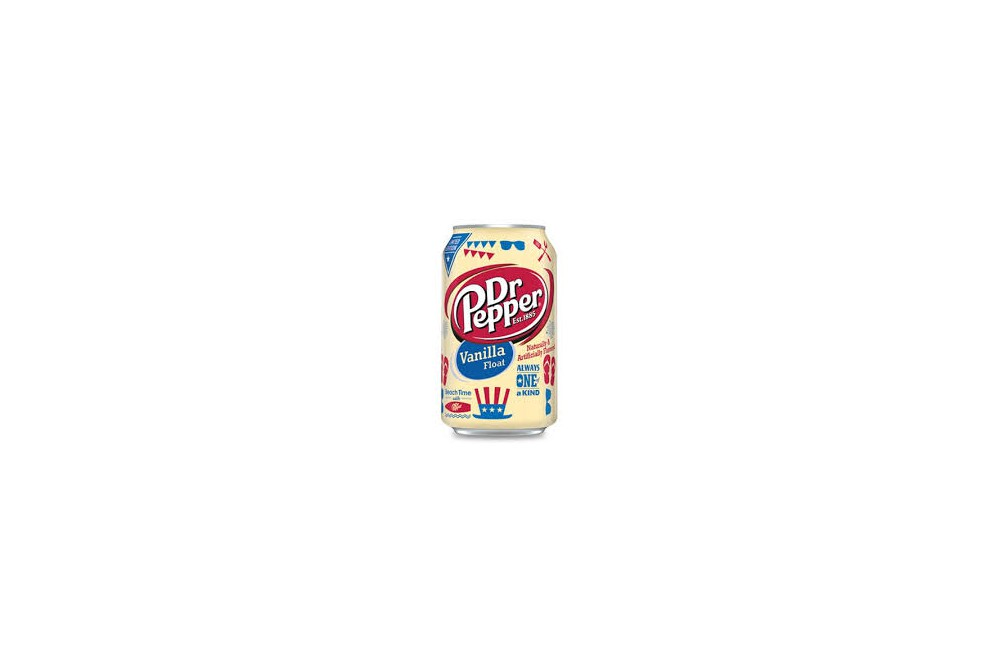 Dr Pepper Vanilla float 355ml