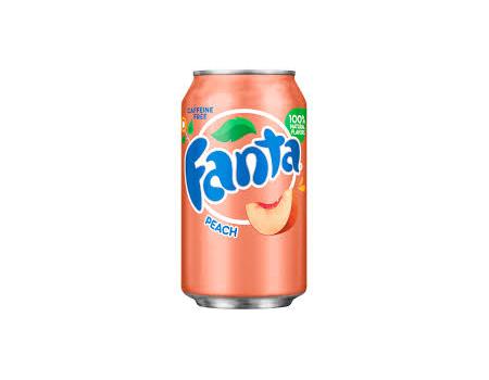 Fanta Pêche 355ml ( X12 )